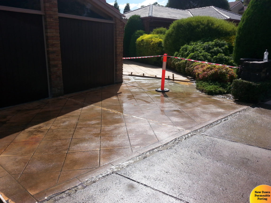 Driveway Resurfacing New Dawn Permeable Paving